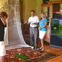 Best Moments of Golf Simulators