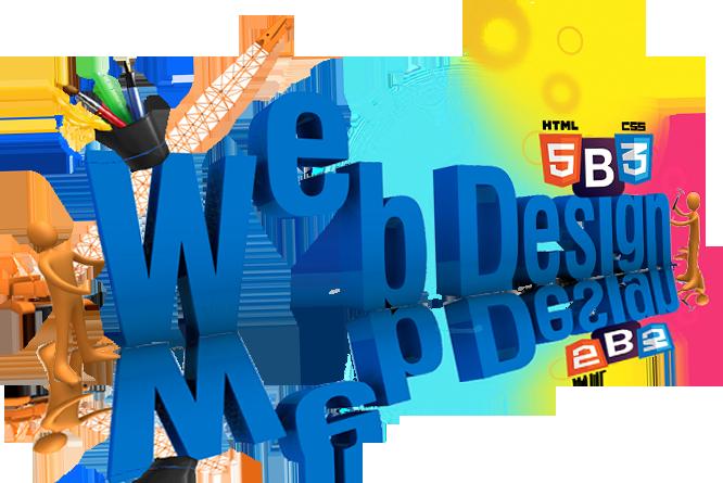 Distinctive web designing